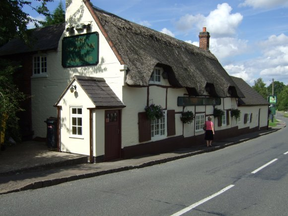 Public House - The Royal Oak in Great Dalby